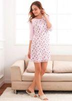 Сорочка женская INDEFINI №IND415465